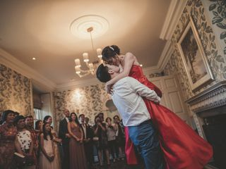 Bonnie & Wei's wedding