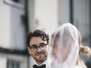 Amy & Harry's wedding