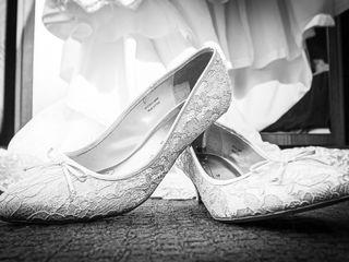Kirsty & Lee's wedding 1