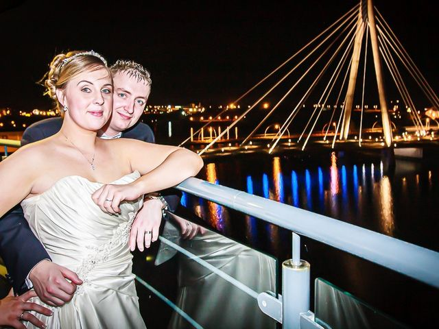 Kirsty & Lee's wedding