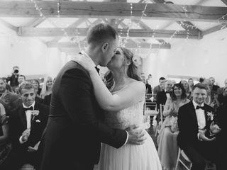 Amy & Sam's wedding
