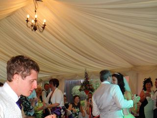 Justine & Eifion's wedding 2