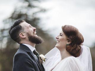 Kari-Ann & Chris's wedding