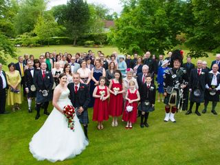Lindsay & Colin's wedding