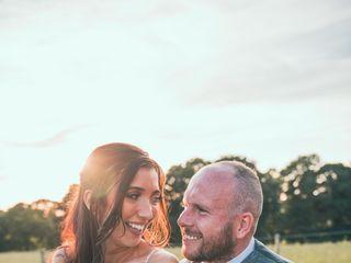 Robyn & Craig's wedding