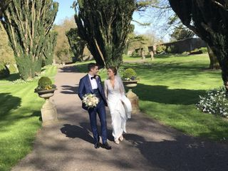 Tom & Nicola's wedding