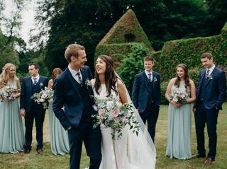 Fiona & Andrew's wedding 1
