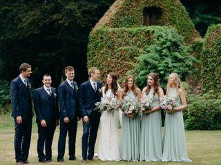 Fiona & Andrew's wedding 3