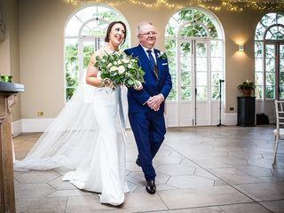 Harriett & Mark's wedding 3