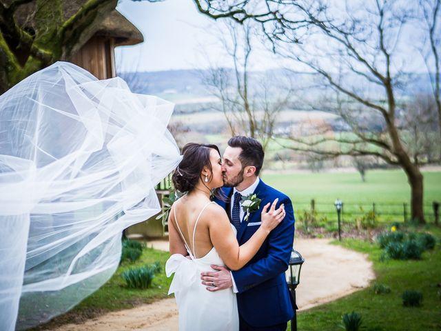 Harriett & Mark's wedding