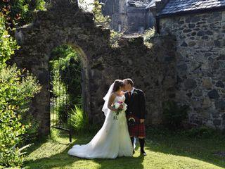 Mitzi & Martin's wedding