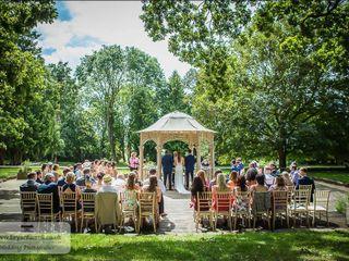 Emily & Rob's wedding