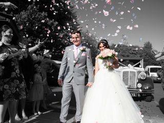 Chloe & Anthony's wedding