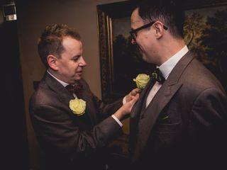 Andy & Kev's wedding 1