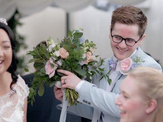 Annabel & Tom's wedding 3