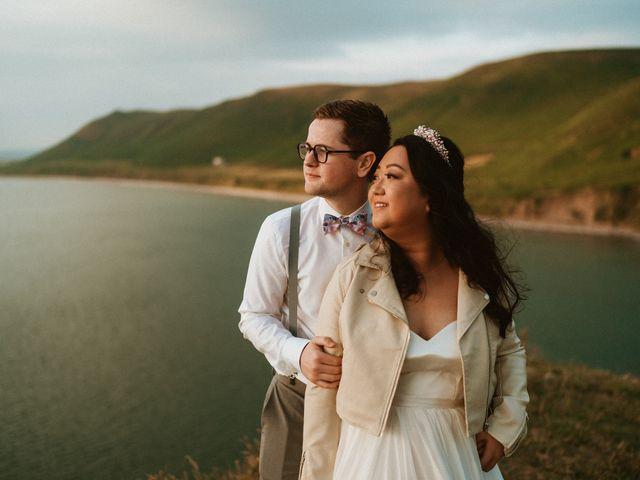 Annabel & Tom's wedding