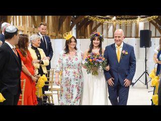 Elan & Rachelle's wedding 3