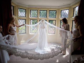 Beth & Lewis's wedding 1
