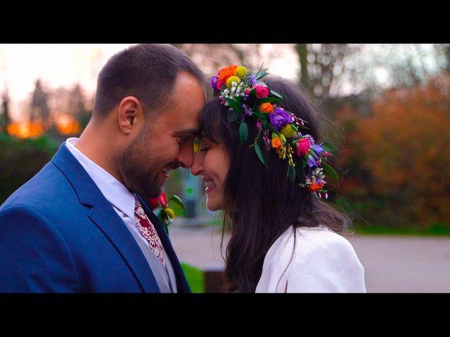 Elan & Rachelle's wedding