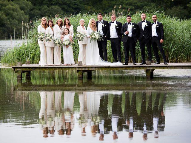 Beth & Lewis's wedding