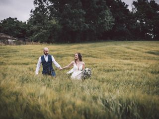 Tabitha & Scott's wedding 1