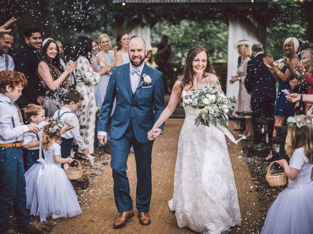 Tabitha & Scott's wedding
