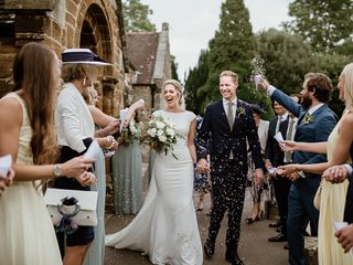 Claire & Rich's wedding