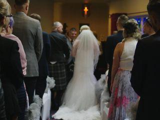 Leanne & Stuart's wedding 3