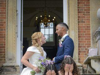 Clayton & Kayliegh's wedding 1