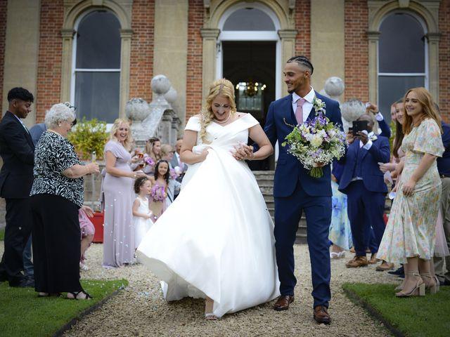 Clayton & Kayliegh's wedding