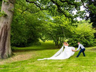 Charlotte & Jake's wedding 2