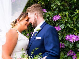 Charlotte & Jake's wedding