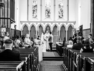 Holly & Callum's wedding