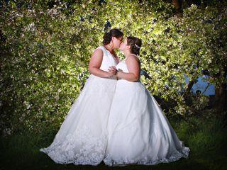 Amy & Laura's wedding