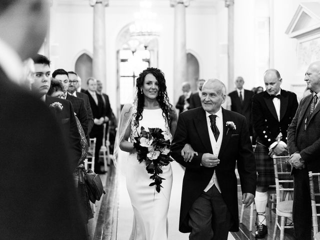 Adrian & Danielle's wedding