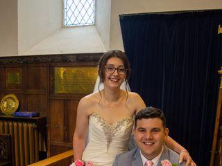 Holly & Callum's wedding 1