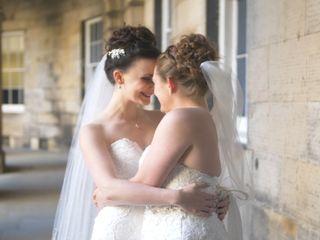 Jade & Linsey's wedding