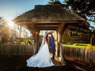 Desri & Ross's wedding 2
