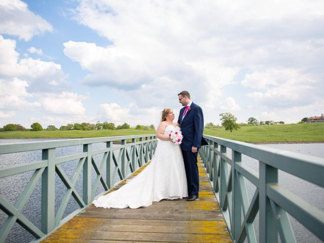 Vikki & Scott's wedding