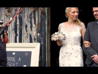 Kirsty & Neil's wedding
