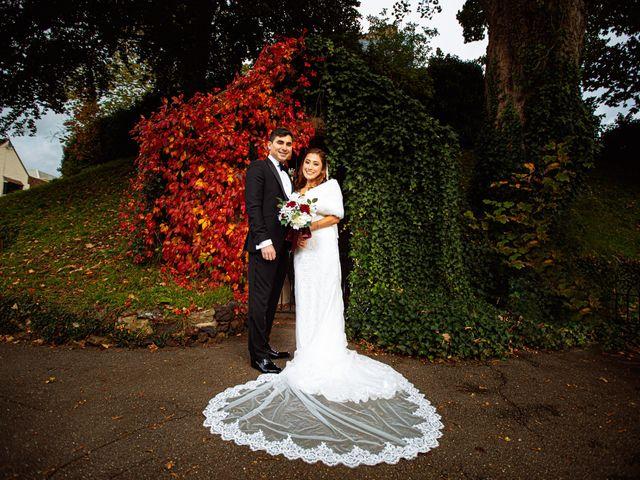 Jenny & Jason's wedding