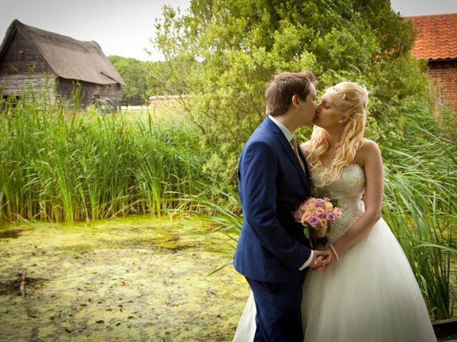 Sarah & George's wedding