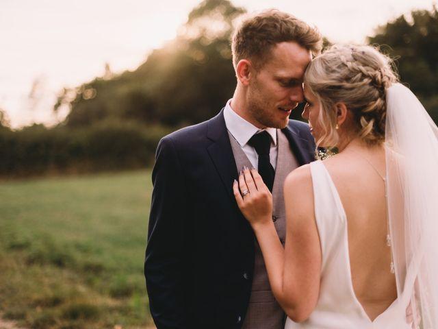Emma & Richard's wedding