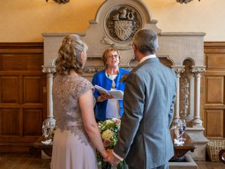 Sue & Peter's wedding 1