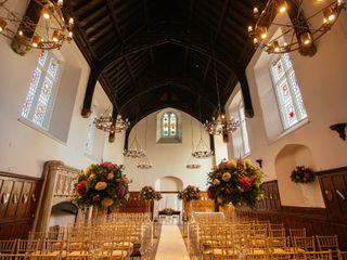 Chloe & Shwain's wedding 2