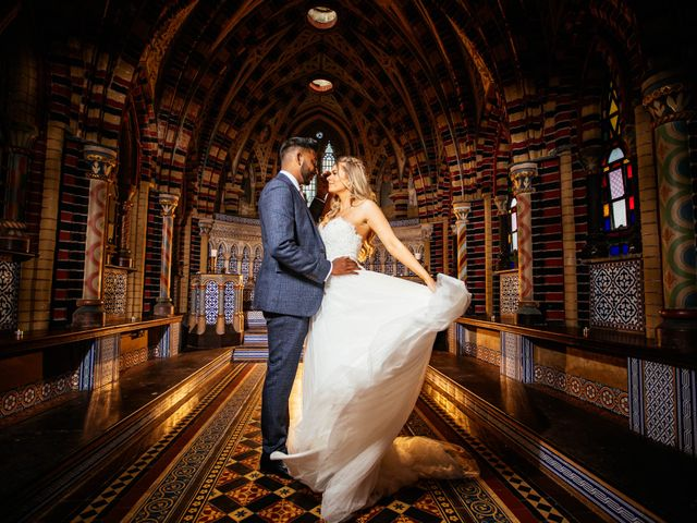 Chloe & Shwain's wedding