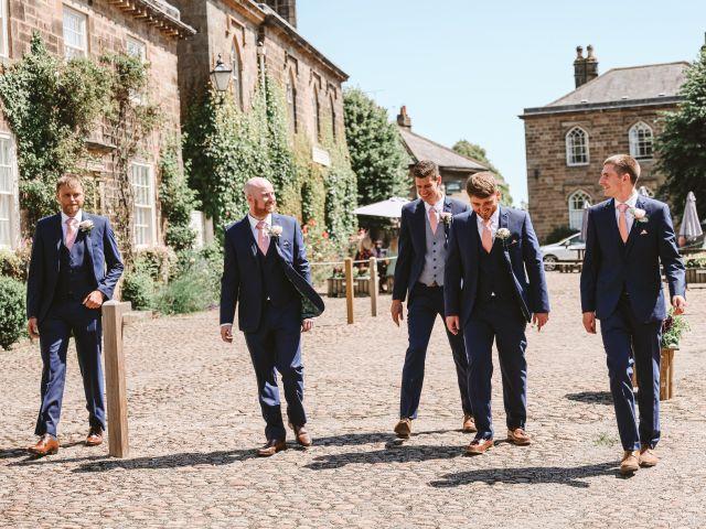 Scott and Fran's Wedding in Harrogate, North Yorkshire 37