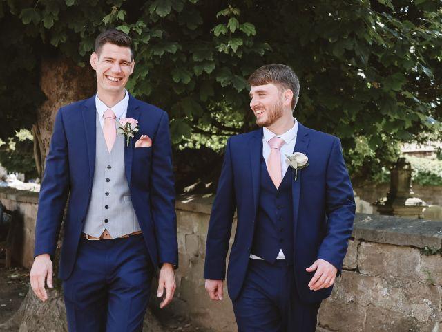 Scott and Fran's Wedding in Harrogate, North Yorkshire 41