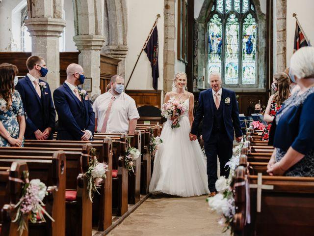 Scott and Fran's Wedding in Harrogate, North Yorkshire 49