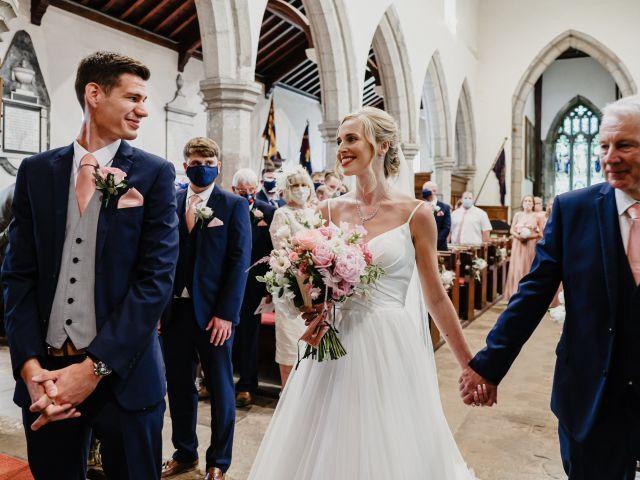 Scott and Fran's Wedding in Harrogate, North Yorkshire 50